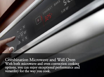Combination Microwave & Wall Oven